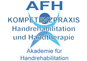 Afhlogo in Handtherapie